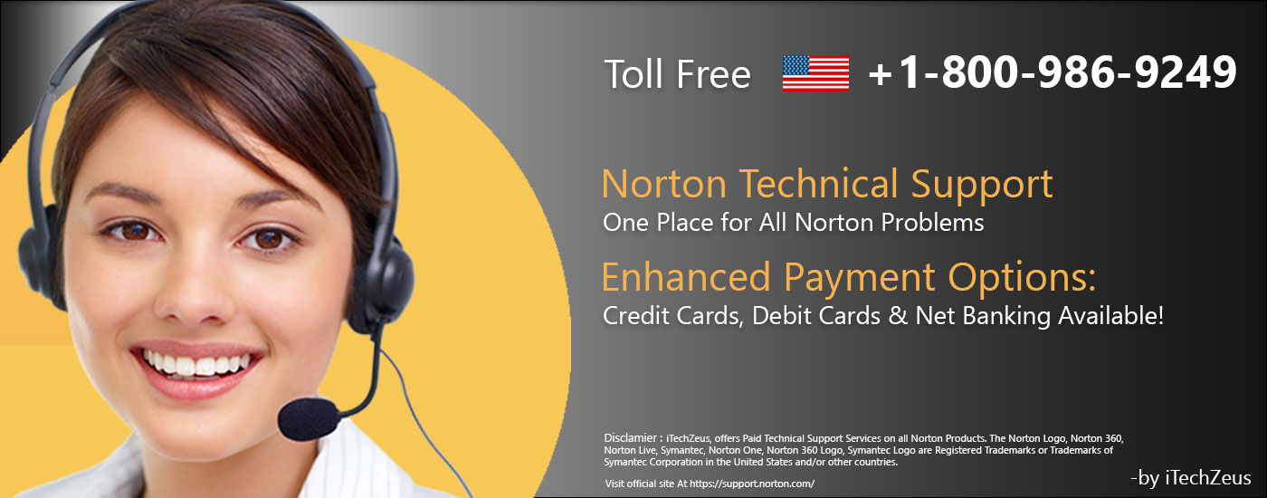 Norton Help & Support Number 1-800-986-9249 - Support Online